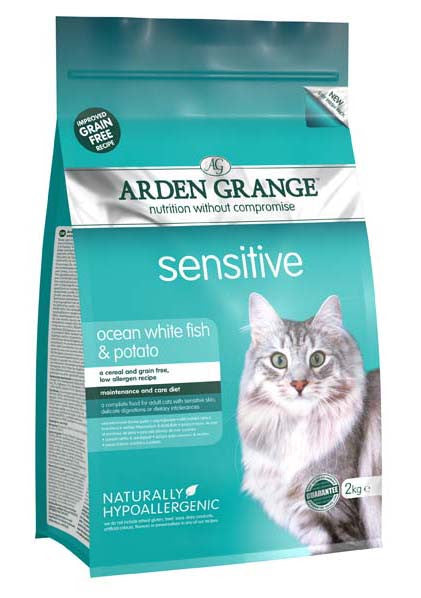 Arden Grange Sensitive Cat Food