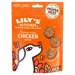 Lilys Kitchen Chomp-Away Chicken Bites 70g