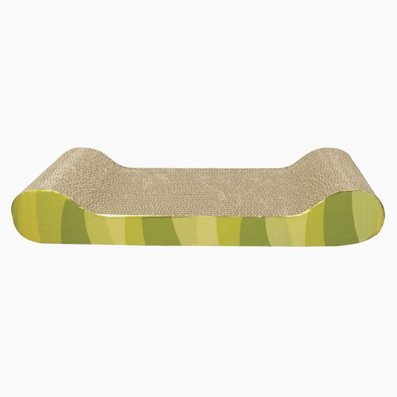 Catit Lounge Scratcher with Jungle Stripes