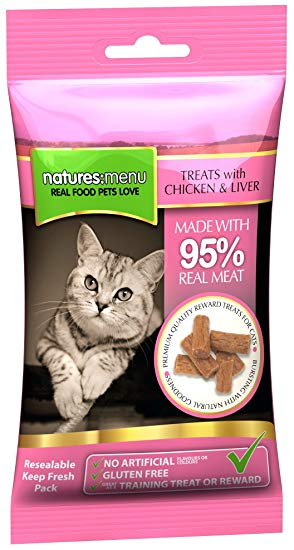 Natures Menu Cat Treats