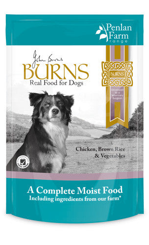 Burns Penlan Farm Pouch Complete Dog Food 400g x 6