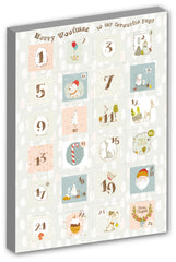 Woofmas Veggie Christmas Advent Calendar