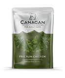 Canagan Free Run Chicken Wet Pouches 8 x 85g