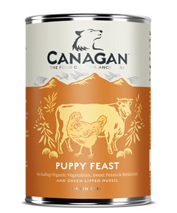 Canagan Wet Dog Food 6 x 395g