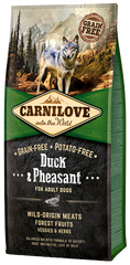 Carnilove Duck & Pheasant Dog Food
