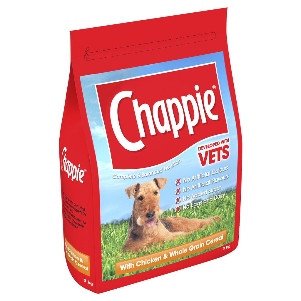 Chappie Chicken Dog Food