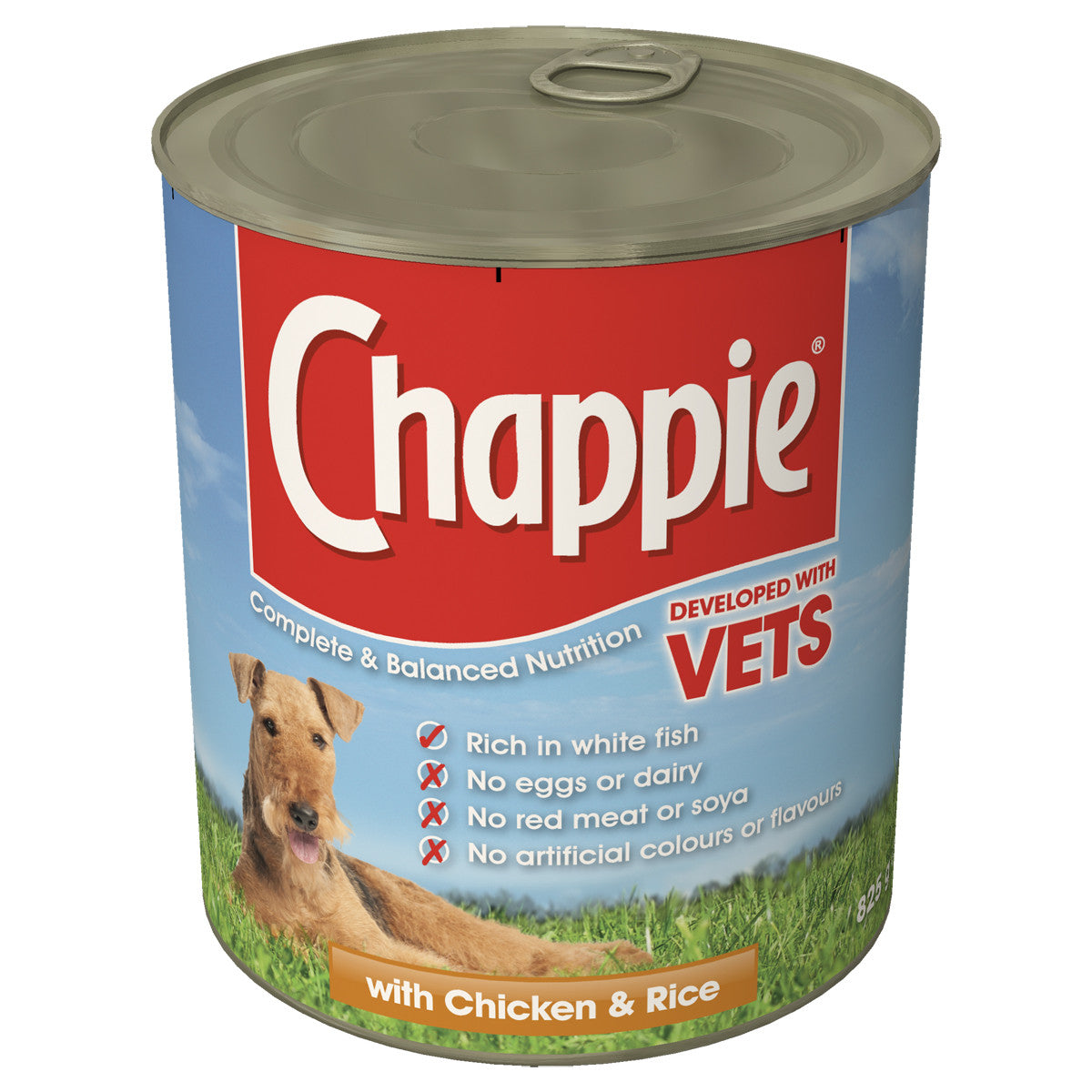 Chappie Chicken Dog Food A Coombs Pet Centre