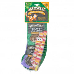 Meowee Meaty Deluxe Christmas Cat Stocking