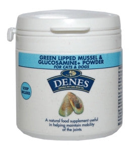 Denes Green Lipped Mussel With Glucosamine+ Powder 50g