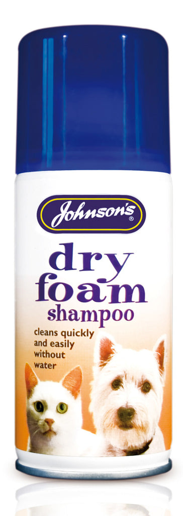 Cat and Dog Dry Foam Shampoo 150ml