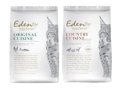 Eden Cat Food Trial Packs 2 x 400g