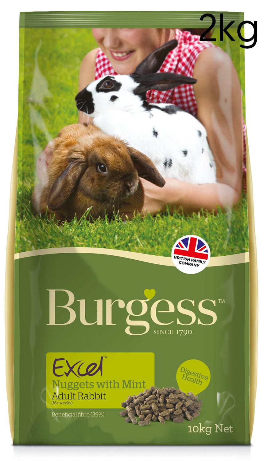 Excel Adult Rabbit Food