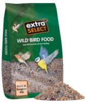 Extra Select Robin & Songbird Mix 12.75kg