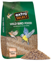 Extra Select Sunflower Hearts 12.75kg