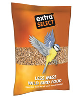 Extra Select Less Mess Mix Bird Food