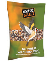 Extra Select No Wheat Mix Bird Food