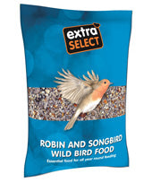 Extra Select Robin & Songbird Mix Bird Food