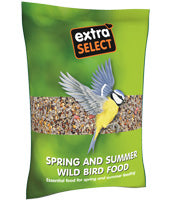 Extra Select Spring & Summer Mix Bird Food
