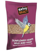 Extra Select Sunflower Hearts