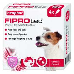 Fiprotec Flea & Tick Spot On Treatment For Dogs