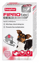 Fiprotec Combo Flea, Tick & Egg Treatment For Dogs