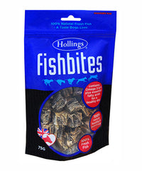 Hollings Fish Bites 75g
