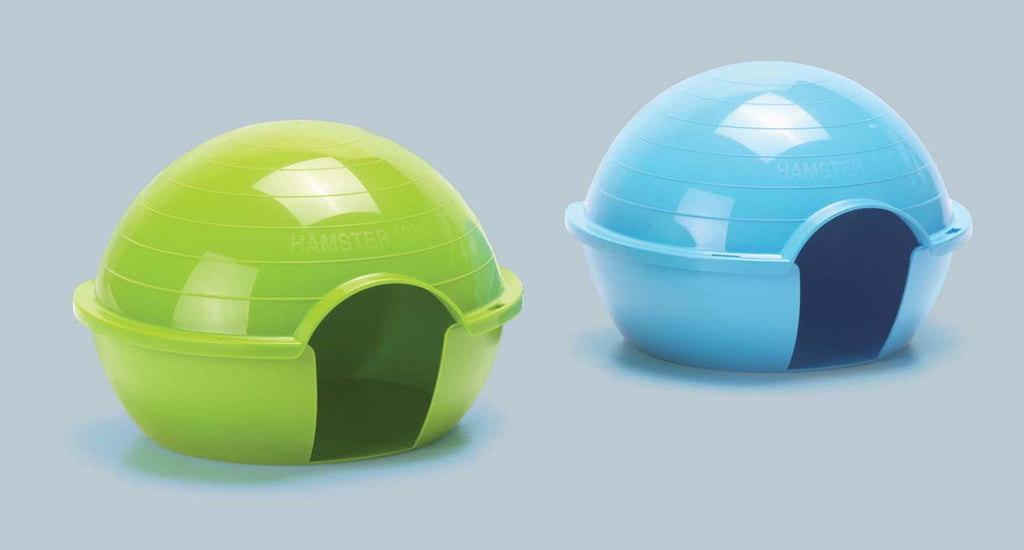 Plastic Hamster Igloo House