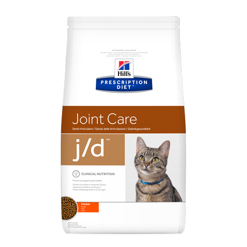 Hills Science Plan J/D Cat Food 2kg