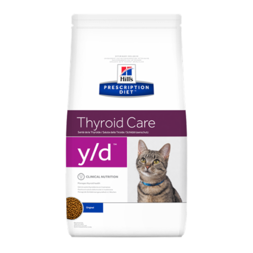 Hills Science Plan Y/D Cat Food 1.5kg
