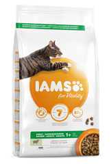 IAMS for Vitality Adult Cat Food - Lamb