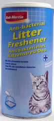 Bob Martin Cat Anti-bacterial Litter Freshener 400g