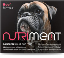 Nutriment Beef Dog Food