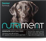 Nutriment Senior Dog Food