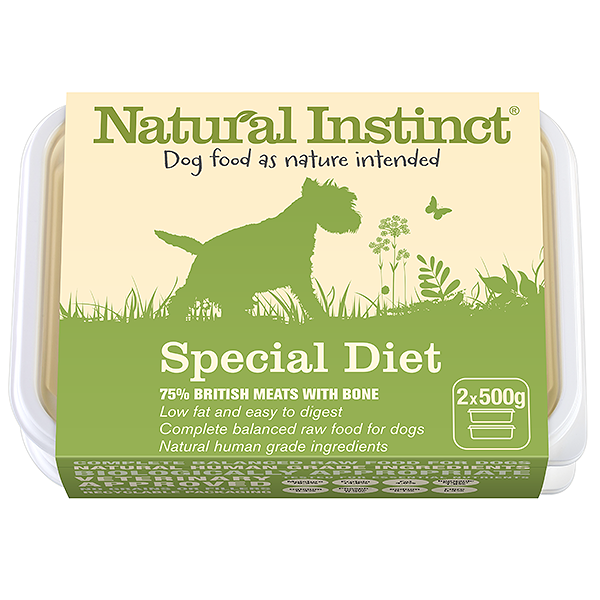 Natural Instinct Special Diet