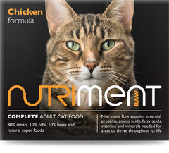 Nutriment Chicken Cat Food 500g