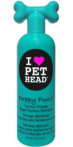 Pet Head Shampoo Puppy Fun 475ml