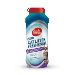 Simple Solution Cat Litter Freshener Granules 600g