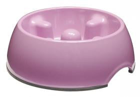 Dogit Anti-gulping Go Slow Dog Bowl