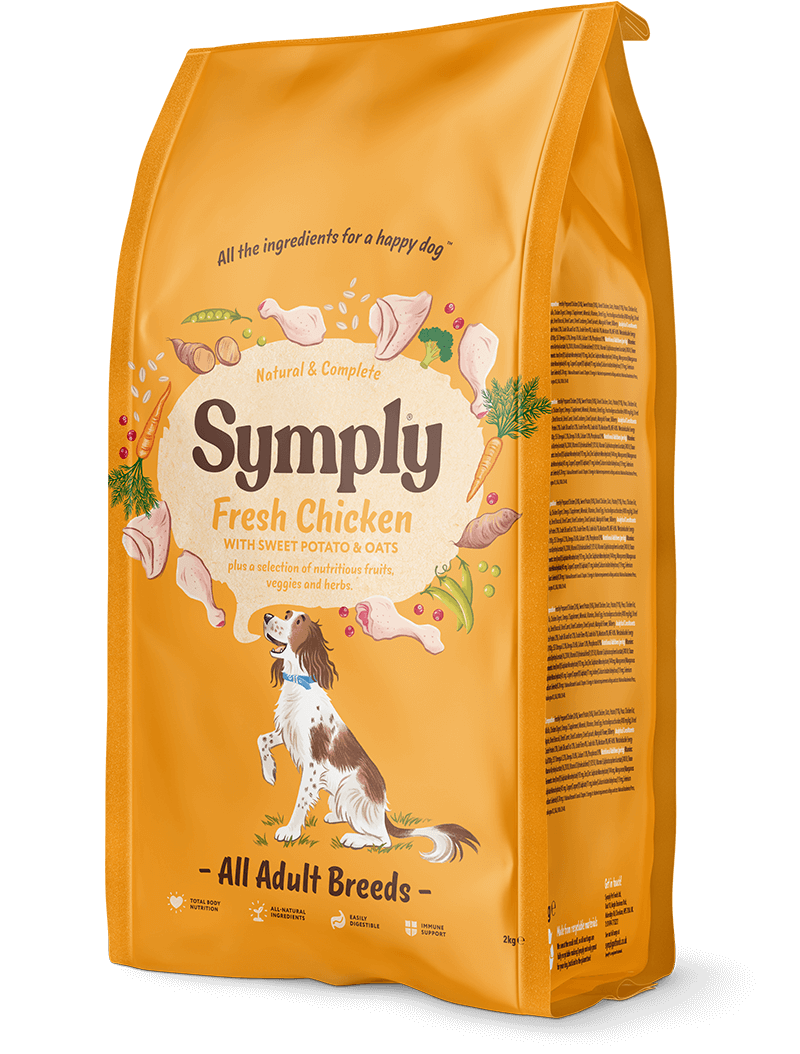 Symply Adult Chicken Dog Food