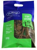 Hollings Sticks Tripe 500g