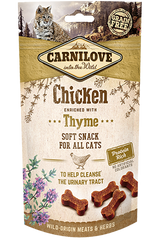 Carnilove Chicken with Thyme Cat Treats 50g
