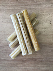"Rawhide Pressed Rolls 5""x15mm 6 pack"