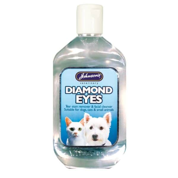 Johnsons Diamond Eyes Dog and Cat 125ml