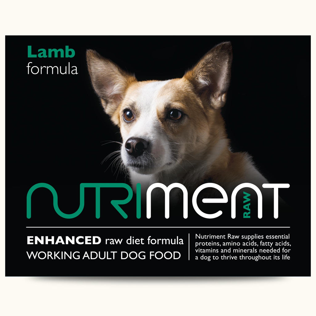 Nutriment Lamb Dog Food