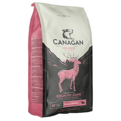 Canagan Small Breed Game Grain Free Dog Food
