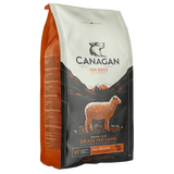Canagan Grass Fed Lamb Grain Free Dog Food