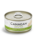 Canagan Wet Cat Food (6 x 75g)