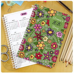 2020 week to view personalised diary