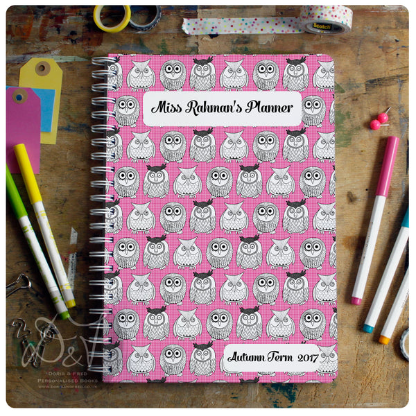 Teacher's Termly Planner (16 weeks)