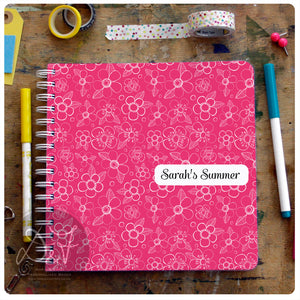 Personalised Scrap book or photo Album